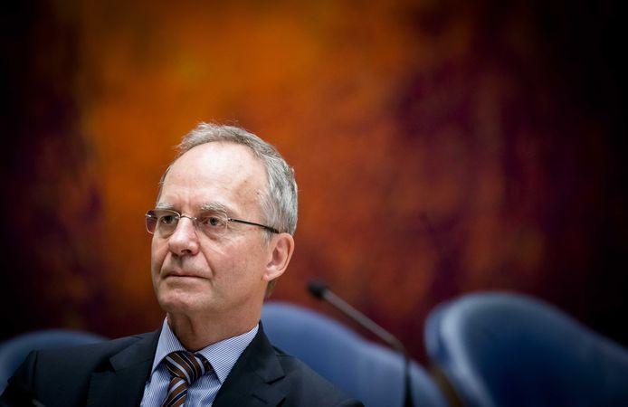 Minister Henk Kamp van Economische Zaken.