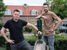 Roy Bouwman en Fabian van der Beek toch samen bij 't Peeske