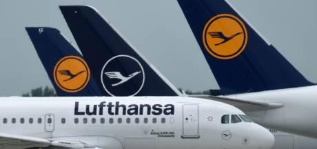 Lufthansa perd des milliards d'euros