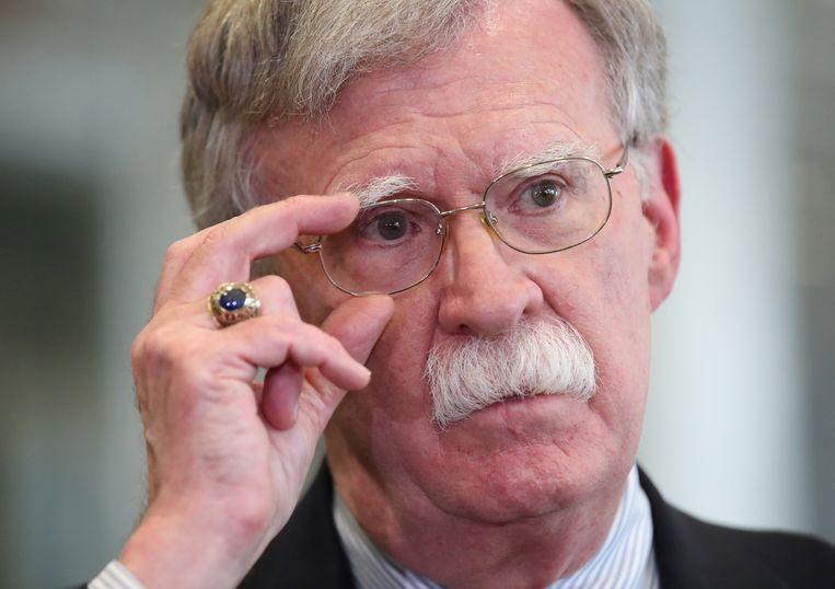 John Bolton Beeld EPA