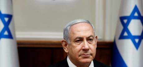 Israëlische premier Netanyahu legt al zijn ministerposten neer