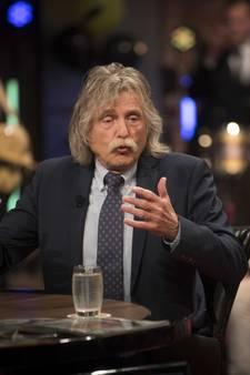 Johan Derksen: SBS nóg erger dan RTL