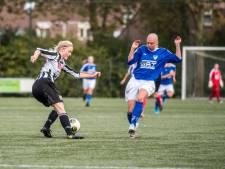 Regionale vrouwentopper Eldenia-DTS'35 Ede in voetbalarm weekend