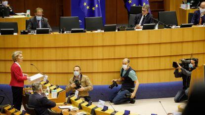 """België maakt aanspraak op 5,48 miljard euro uit Europees herstelfonds: """"Groter plaatje is belangrijker: onszelf helpen door anderen te helpen"""""""