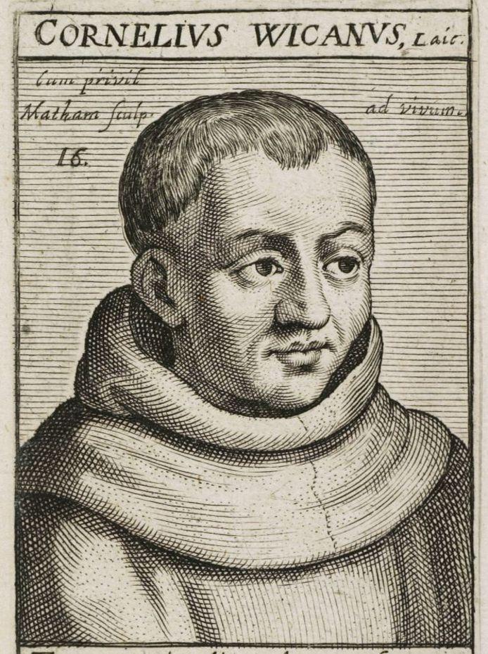 Cornelis van Wijk, een van de Martelaren van Gorcum