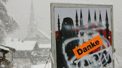 Zwitsers kanton Sankt Gallen stemt voor boerkaverbod
