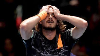 Aan de dood ontsnapt en fotograaf na z'n uren: wie is Stefanos Tsitsipas (21), de jongste ATP Finals-winnaar in 18 jaar?