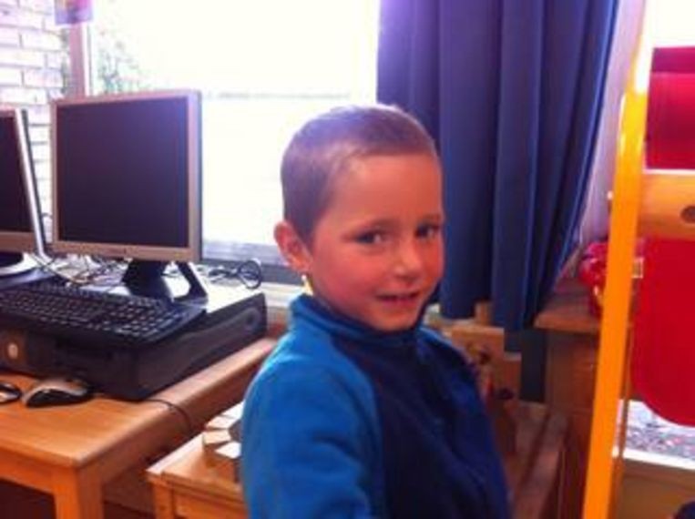 De 4-jarige Emile De Zutter kwam in oktober om bij een woningbrand.