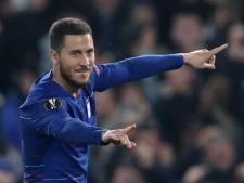 Hazard envoie Chelsea en finale de l'Europa League