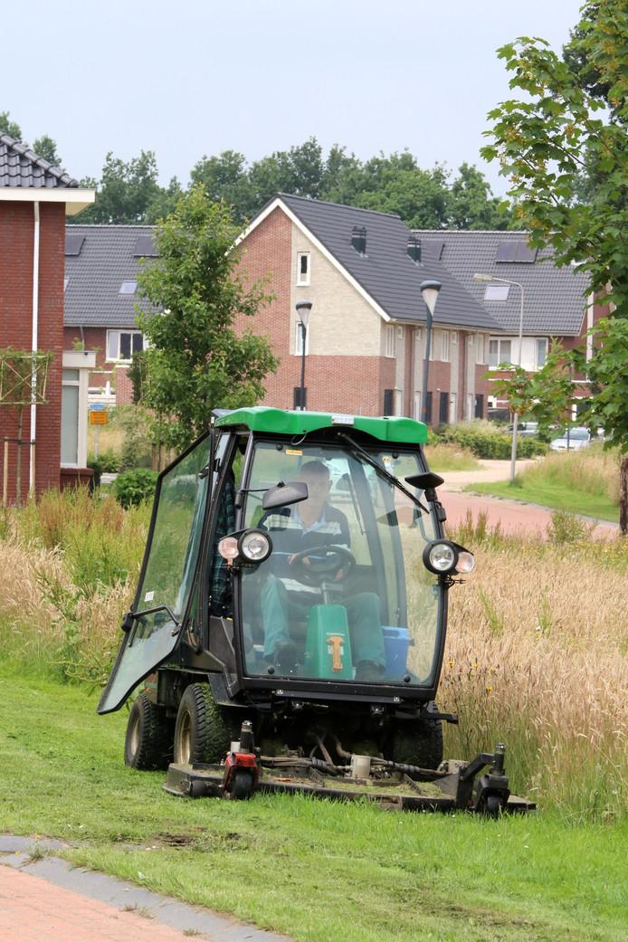 Het groenonderhoud in de gemeente Steenwijkerland is de komende jaren in handen van de NoordWestGroep