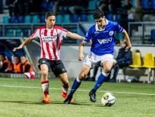 LIVE: FC Den Bosch op gelijke hoogte via Muhammed Mert: 1-1