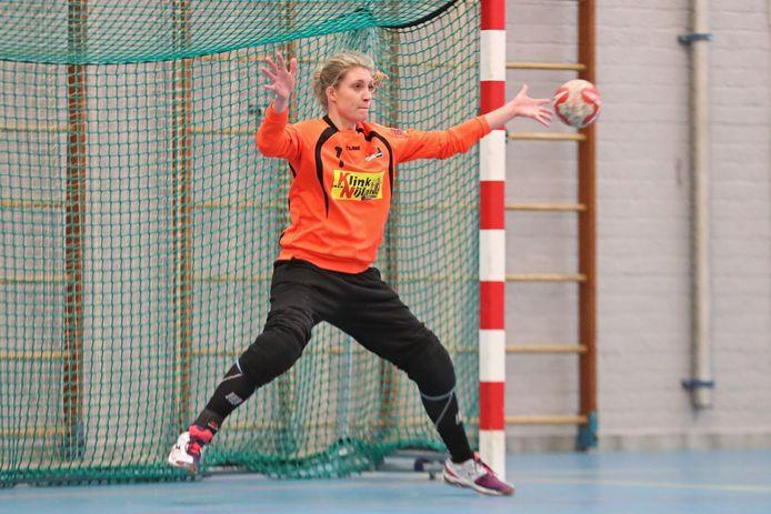 Keepster Lynn Kosterink keert terug bij Borhave.