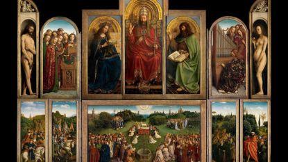 """Jozef De Kesel: """"Lam Gods is na restauratie nog krachtiger geworden"""""""