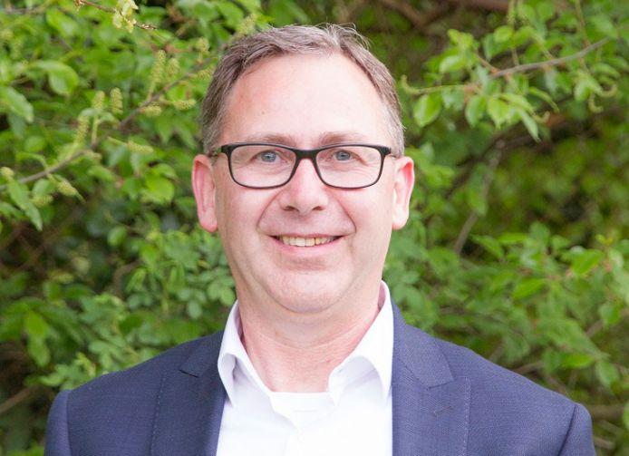 Jacob Spiker zegde vanavond als fractievoorzitter van het CDA het vertrouwen in de coalitie op.