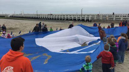 Nieuwpoort krijgt als eerste kuststad keurmerk van Blue Flag
