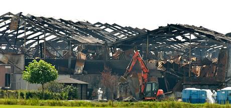 Buren blijft af van Knorhof na verwoestende stalbrand
