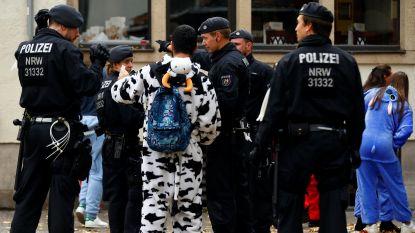 Politie maakt voorlopige balans op van carnaval in Keulen: 14 aanrandingen en een verkrachting