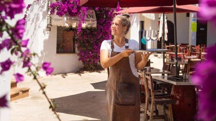 Liza runt binnenkort een nieuwe foodbar op Mallorca