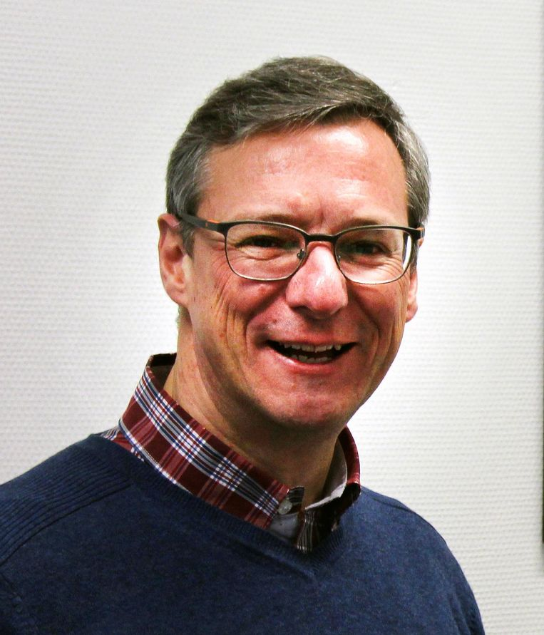 Burgemeester Ward Kennes (CD&V).