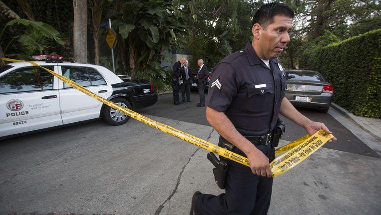 Agenten dachten dat de man gewapend was en schoten hem in het hoofd. (archieffoto)