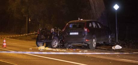Zware tol na crash met brommobiel: twee meisjes overleden, twee anderen zwaargewond
