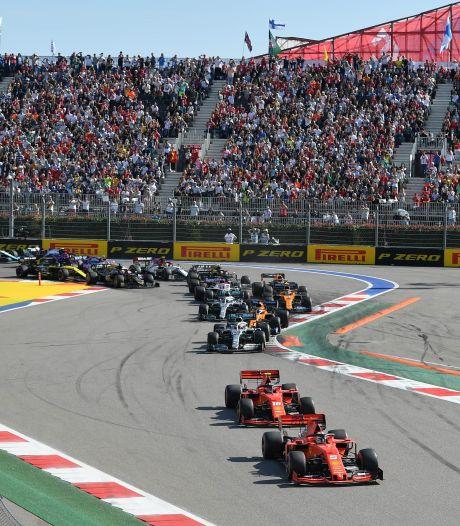 La Russie, premier Grand Prix avec du public en 2020?