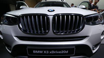 """BMW: """"Wij begrijpen grote paniek rond diesel niet"""""""