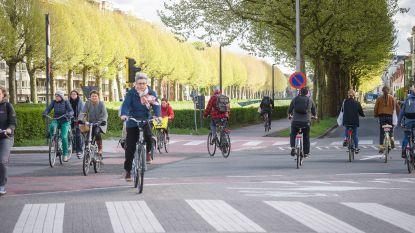 Aantal fietsende Gentenaars steeg met 22 procent sinds invoering circulatieplan