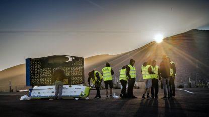 Helpt Roeselaarse technologie Belgische zonnewagen aan overwinning tijdens World Solar Challenge?