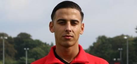 Kamal Hamdaoui jaagt met FC Jeugd op periodetitel