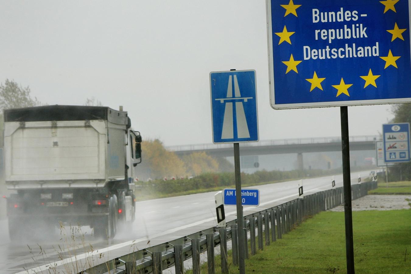 Gas geven maar. Duitsland is het enige land ter wereld zonder maximumsnelheid.