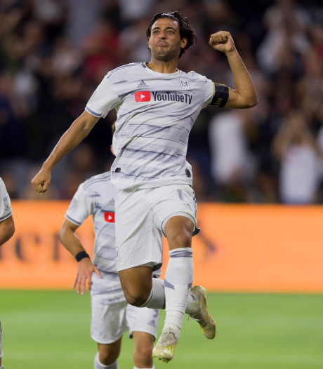 MLS-topscorer Carlos Vela scoort na prachtige solo