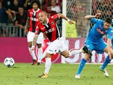 Coach Nice tevreden over optreden Sneijder