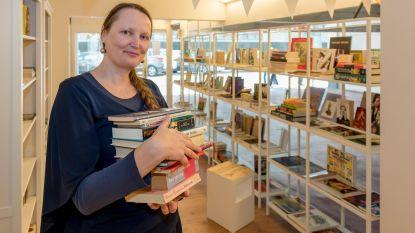 Tweedehandsboekenwinkel opent deuren