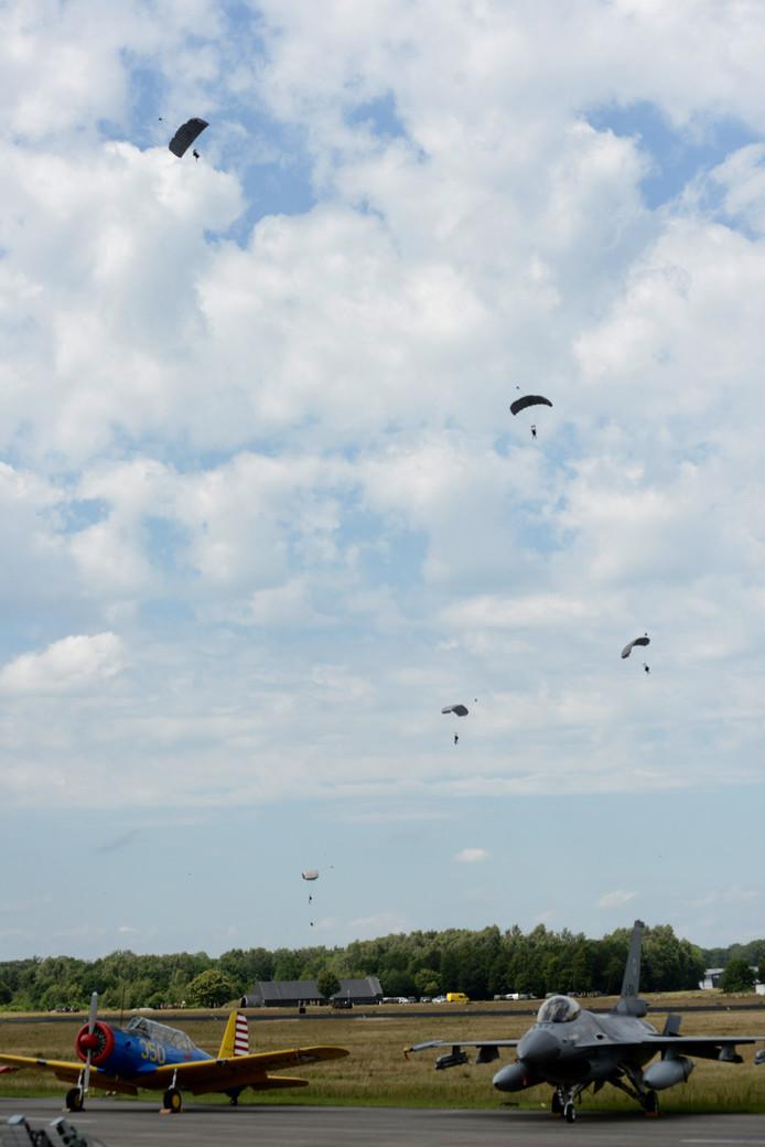 Luchtmachtdagen Volkel 2019 - Vrijdag