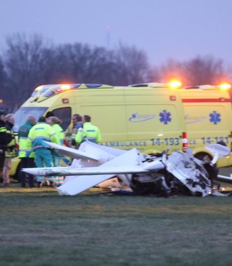 Piloot (36) overlijdt na crash met sportvliegtuig op vliegveld Hilversum