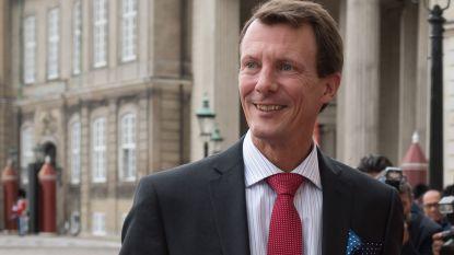 Deense prins Joachim stabiel na hersenoperatie: beterschapswensen voor voormalig 'zwarte schaap' stromen binnen