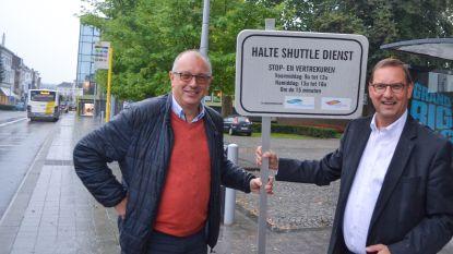 Gratis shuttlebus in centrum Oudenaarde breidt uren en traject uit