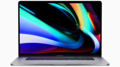 Apple stelt gloednieuwe MacBook Pro voor met groter scherm