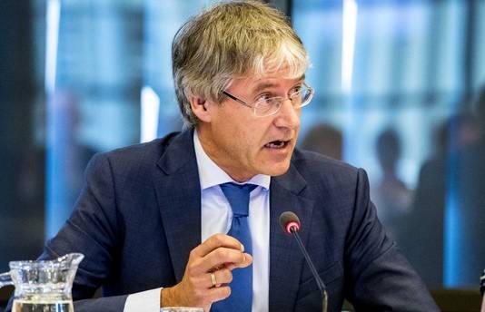Minister Arie Slob van Onderwijs