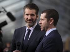 Game of Thrones-bedenkers maken nieuwe serie Star Wars-films