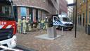 Brandweer en EOD bezig met onderzoek rondom de Cultuurfabriek