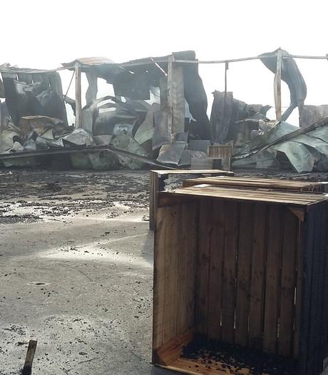 Brand houdt Kapelse wijken nog lang in zijn greep
