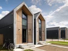 Plannen voor tiny houses in Crabbehof