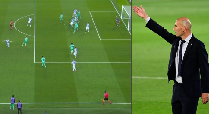 Le but annulé d'Adnan Januzaj, l'une des trois phases qui fait débat après la victoire du Real sur le terrain de la Sociedad.