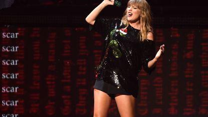 Taylor Swift kondigt videoclip voor 'Delicate' aan
