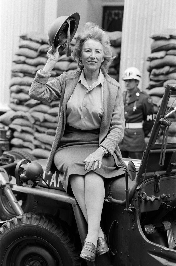 Dame Vera Lynn in 1984.