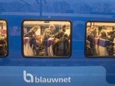 Spoor spiegelglad, dus overgang Hexelseweg in Wierden wat langer dicht