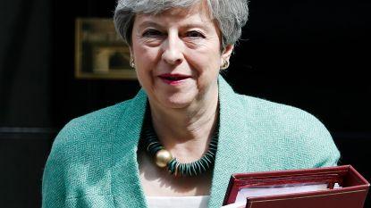"Theresa May in laatste BBC-interview: ""Ik vertrek met teleurstelling en trots"""