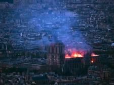 In beeld: De Notre-Dame brand